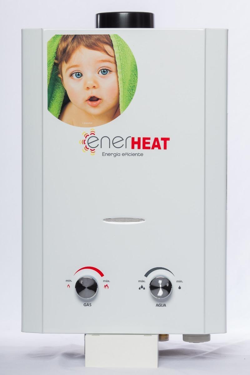 Calentador ENERHEAT 6 Litros